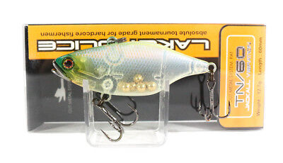 Sale Jackall TN 60 Regular Vibration Lure Spring Chart (2280)