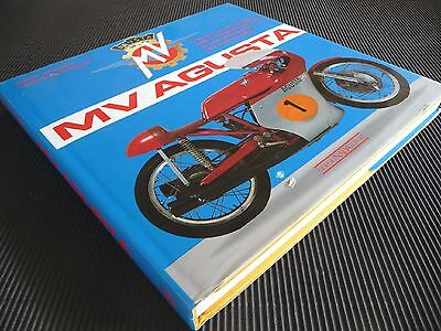 MV AGUSTA by Mario COLOMBO, History of the Marque with RACING MODELS very RARE
