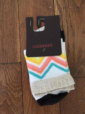 chaussettes catimini taille 25/26