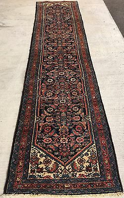 Tapis Couloir Passage Galerie Alfombra Tappeto Carpet Rugs Antique 400x95cm