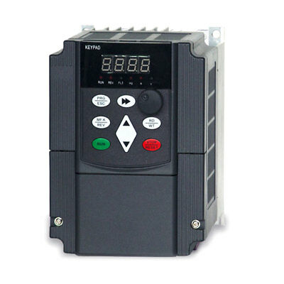 220V Inverter Single-Phase To Three-Phase Frequency Converter 2.2kw