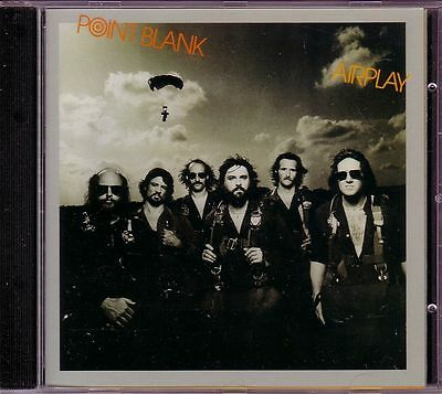 CD POINT BLANK Airplay + 6 Live Bonus Tracks /Southern Rock / ZZ Top