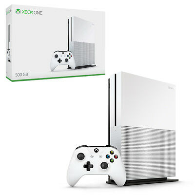 Xbox One S 500GB Console NEW