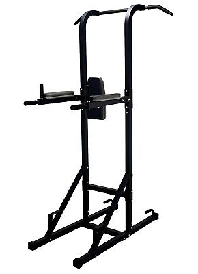 Power Tower VKR Chin Up Station Pull Up Chin Up Dip Free Post  to Metro Urban
