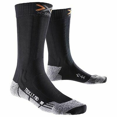 X-Socks Trekking Light Mid Calf Socken Wandersocken Strümpfe X-Bionic X020416
