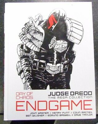 Judge Dredd The Mega Collection Day Of Chaos End Game # 50
