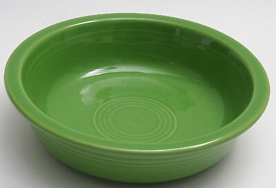 """Periwinkle NEW Old Stock Shallow Soup Cereal 6/"""" ID 9/"""" OD Fiesta Bowl E45"""