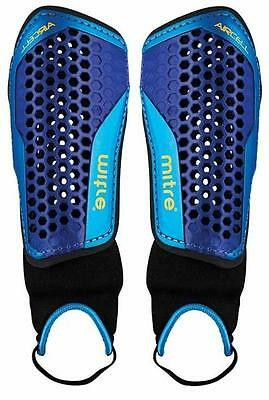 Mitre Aircell Carbon Shinguards - Football Protection