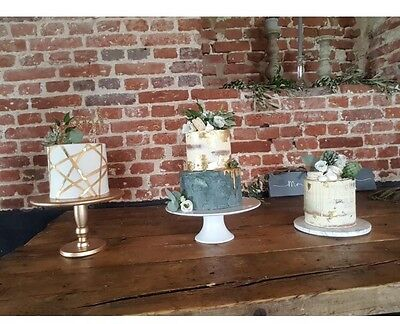 Wooden Pedestal Cake Stand Cake Smash Can Make/customise Any Order