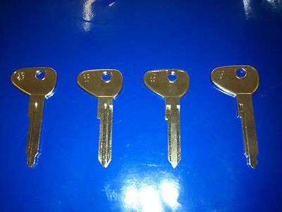 VW Classic T1 Beetle T2 Campervan Key Cut To Number - Code,Free VW Logo Engraved