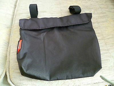 Phil&teds Soft Pram Handlebar Bag New