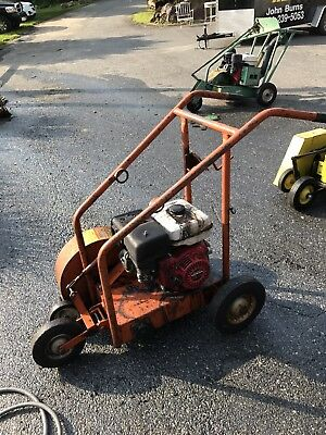 Roof Cutter Honda Engine Runs Great No /res MAKE OFFER