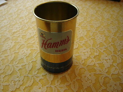 Vintage Hamm's Beer Drinking Can Mug