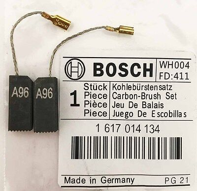 Genuine Bosch Carbon Brushes 1617014134 for PBH 240 RE GBH 2-24 DFR Drill S4G
