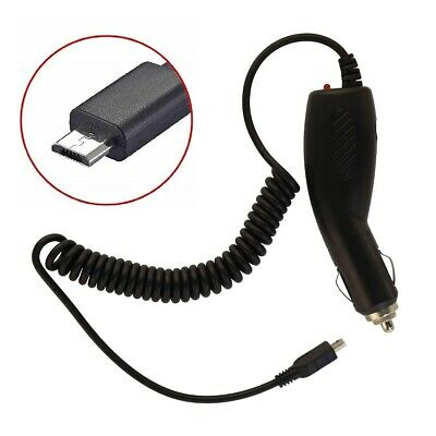 Micro Usb Cell Phone Car Charger Accessory For Samsung Galaxy Sky, J7 Sky Pro