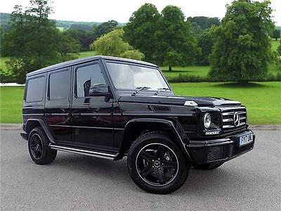 2017 mercedes benz g class g63 edition 463 5dr tip auto for Mercedes benz station wagon 2017