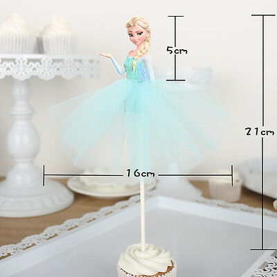 Cupcake Toppers - Frozen Elsa Cake Topper Parties Special Occasions Birthday