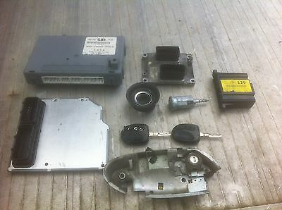 holden vz sv6 ecu bcm pim key ignition start kit