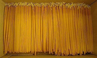"8"" Orthodox Beeswax Candles for Church use or praying 950grms"