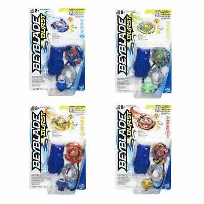 Hasbro Beyblade Burst Starter Pack (w/ Launcher) - 12 to choose from Beyblade