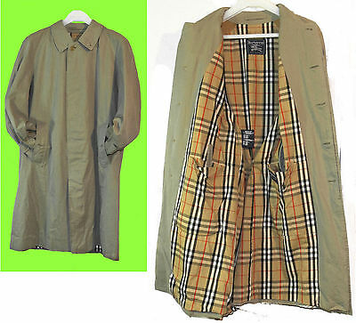 BURBERRY Trenchcoat Klassiker kaki beige nova check london burberrys coated