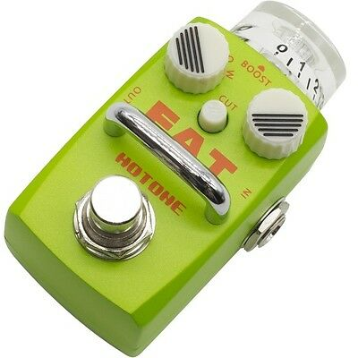 Hotone Fat Buffer Pedal