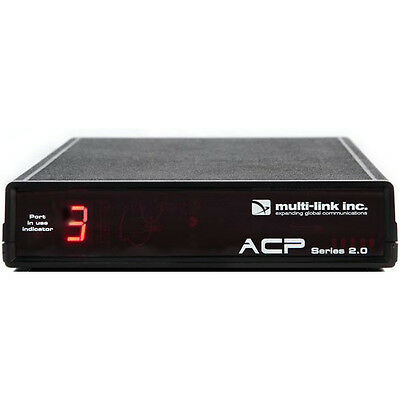 Multi-Link Line Sharing 3 Port Call Router ACP-300