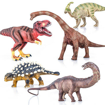 Toy Dinosaur Large Rubber Play Figures Children Stuffed Action Figure For Kids