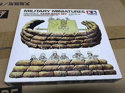 Tamiya 35025 1/35 Scale Military Model Accessories Sand Bag Kit