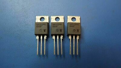 (3Pcs) Q6025R6 Littelfuse/teccor Triac Alternistor 600V 25A To220