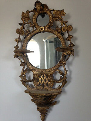 Antique Mirror, Stylish Regency Design, beautiful detailing & in good condition