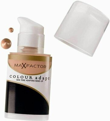 Max Factor Colour Adapt Foundation Choose from 3 shades