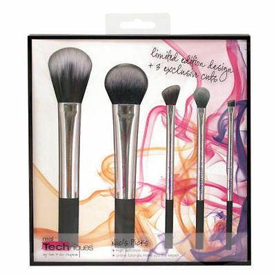 Real Techniques Brush Sets by nic,s picks
