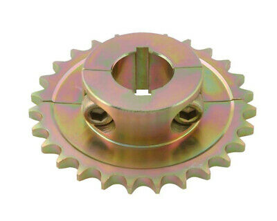 Rear Axle Split Sprocket 30mm x 428 Pitch 27T UK KART STORE