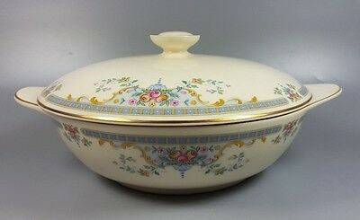 Royal Doulton Juliet H5077 Covered Vegetable Dish / Tureen (Perfect)
