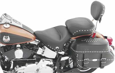 Wide Studded Super Touring One-Piece Seat Mustang  75072