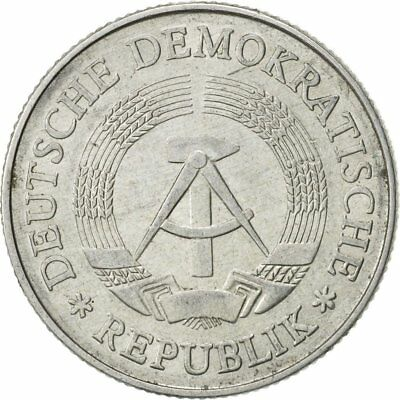 [#469006] GERMAN-DEMOCRATIC REPUBLIC, 2 Mark, 1977, Berlin, VZ, Aluminium, KM:48