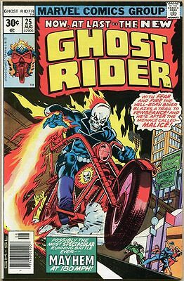 Ghost Rider (Vol. 1) #25 - VF