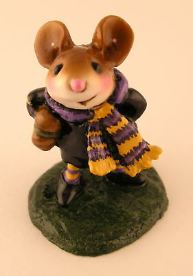 OFF TO CLASS (Squire's Little Friend) by Wee Forest Folk, Mouse Expo Event Piece