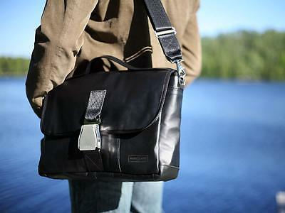 Tasche Echt-Leder /  Boeing 777 Handmade Triple-Seven Leather Messenger Bag
