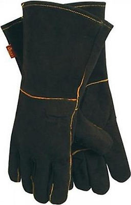 Briers B0212 Gauntlet Protective Gardening Gloves, Large
