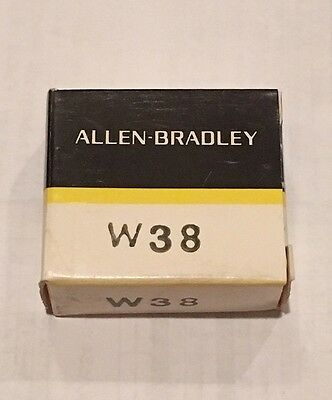 Allen Bradley AB - W38 - Thermal Overload Relay Heater Element - NEW IN BOX