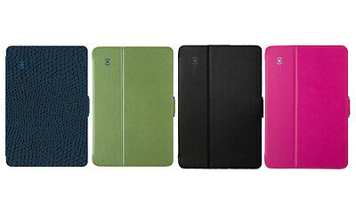 Speck iPad Mini 1/ 2 / 3 Case StyleFolio Tablet Stand Cover Black Pink Green