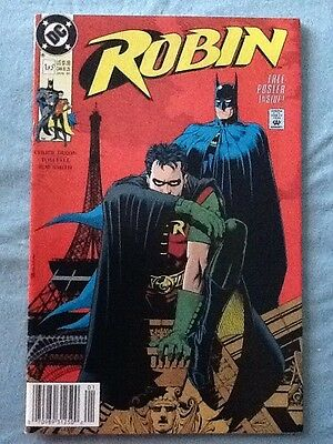 DC Comics Robin #1 of 5 Dated January 1991/Never Read!!!