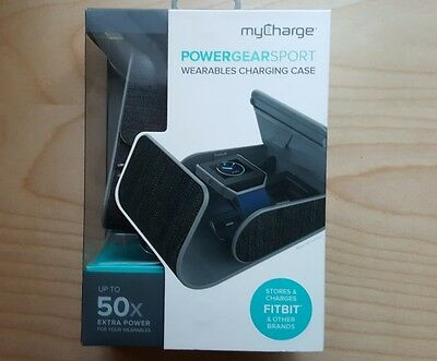 myCharge POWERGEARSPORT WEARABLES CHARGING CASE