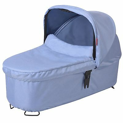 Phil & Teds Baby / Child Dash Snug Buggy Carrycot - Blue Marl