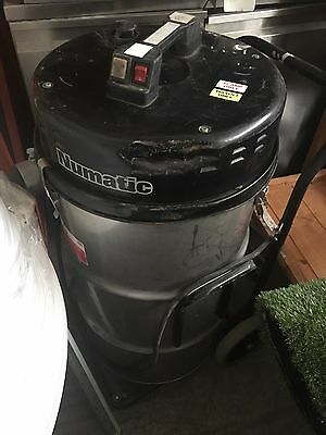 NUMATIC NTT   110v Triple Motor Industrial Vacuum vac dust extractor 32amp