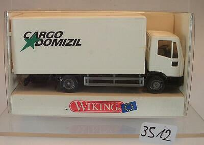 WIKING 439 01 27 CAMION IVECO EURO CARGO TRUCK LKW LORRY ECHELLE 1:87 HO NEW OVP