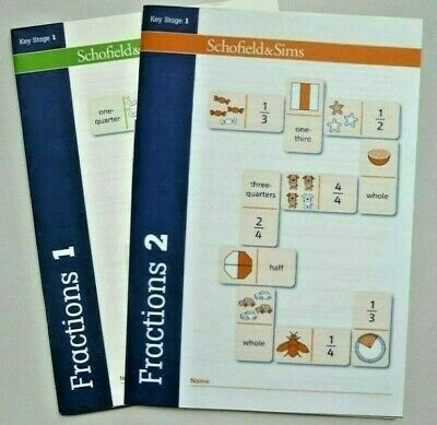 Preschool Gold Stars Maths & English set of 2 Books With Stickers Ages 4-5 Years