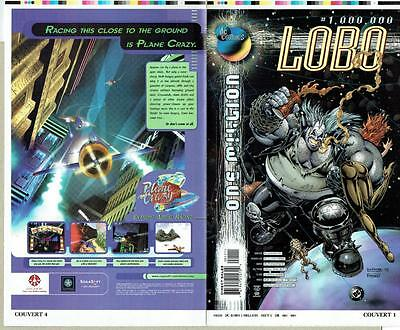 Lobo One Million Proof Cover Production Art